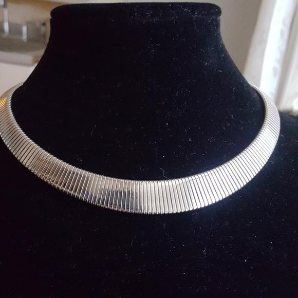 Park Lane Jewelry - Park Lane Silver Choker Necklace